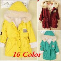 2014 New Cotton Jacket Women Winter Jacket Coat Fur Collar Fashion Jacket Parka Hooded Plus Size Thickening Outwear Abrigos