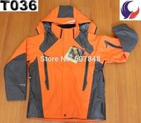 Man's Outdoor Waterproof Windproof Jacket Brand Summit New Fashion Winter T036