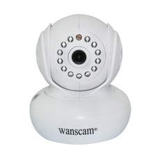 Free Shipping IP Camera P2P, MJPEG, 300K Pixel, 3G phone, Smartphone supported
