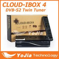 CLOUD-IBOX 4 Satellite Receiver with DVB-S2 Twin Tuner IV Linux Operaion System Cloud Ibox 4 Same as VU+ Duo Image Cloudibox 4