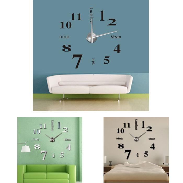 Gambar Jam Dinding Besar Modern Besar Jam Dinding