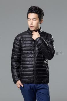 2014 зима мода новое поступление тонкий и мужские спортивная пальто хлопка-ватник ...