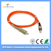 High speed sm 10G fiber optic patch cable