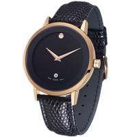 Dom watch women luxury brand genuine leather quartz watches women fashion casual retro simple relogio feminino dress wristwatch
