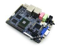 E9 mini PC Freescale i.mx6 Quad ARM Cortex A9 Development board with 8GB eMMC Flash 2GB DDR3 Free Shipping