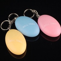 120DB Personal Safety Alarm Keychain/Mini Panic Alarm for Personal Secuiry Guard Free Shipping