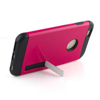 IMPRUE dual colors tough Armor with stand Support TPU+PC protector case for Iphone6(4.7)
