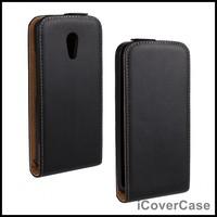 Leather Flip Case for Motorola Moto G 2014 G2 2nd gen