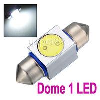31mm 3243 6418 3175 1W LED SMD Festoon Map Dome Car Light Lamp Bulb White