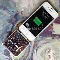 Yongjiatong  Factory Direct Sale1900mah  Mini li-polymer  Power Bank Charger iPhone4 4s 3