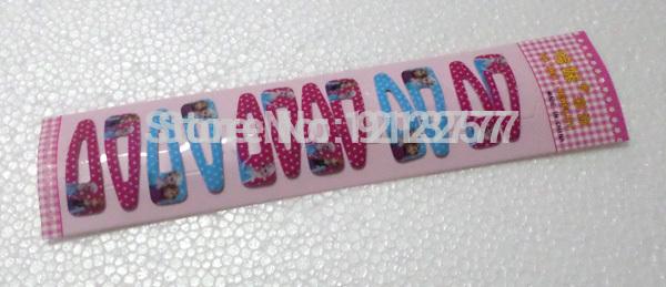 Free shipping Hot FROZEN Fashion Headwear Hair Clip Hair Accessories Elsa Anna Olaf for child Gift 10set/lot(12pcs/set)(China (Mainland))
