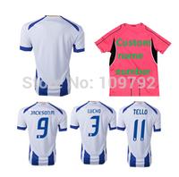 2015 PORTO jersey 14 15 fc porto Soccer Jerseys thai quality porto camisas de futebol QUARESMA #7 QUINTERO #10 Football shirt