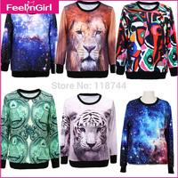Women/Men New High Quality 3d Hoodies Long sleeve O Neck Clothing Emoji Hoodies Hot Printed Emoji Clothes sweatshirt 3