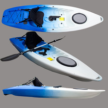 popular commercial sit on top sea single seat fishing kayak for sale(China (Mainland))