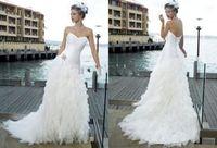 New white/ivory wedding dress custom size
