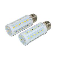 Wholesale LED Corn Lamps Down lights 5730 E14 7W LED Bulb light for 5730 bombillas AC220V 5730 SMD 360 degree CE RoHS x100pcs