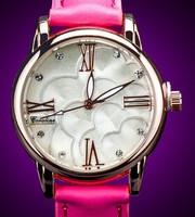 free shipping 1piece/lot Hot watch! Diamond Fashion brand watch women's watch Students quartz watch brand ladies watch 4color