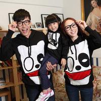 Free Shipping!Family fashion sweatshirt family set family fashion autumn mother and son lovers sweatshirt outerwear dog