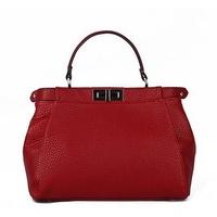 2015 Colorful Women Handbag Lichee Pattern Tote Genuine Leather Bag Bolsas Shoulder Bags Hot Women Messenger Bags Crossbody Bag