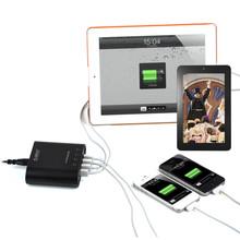 ORICO DCH-4U-BK 4 Port USB Charger 5V1A*2/5V2A*2 for Mobile Phone/Tablet-50pcs/lot