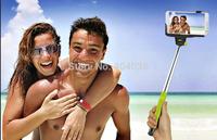 Wireless Bluetooth Monopod Extendable Handheld Monopod Self Portrait Selfie Stick Tripod Monopod For Smart Phone