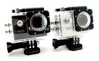 Waterproof sports DV recorder A8 Action Camera Full HD 720P 1.5 inch Car DVR H.264 5 Mega Underwater 30M  Video Camera