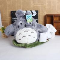 "Anime Totoro Plush Toys Cartoon Soft Stuffed Dolls Gifts 12"" 30CM"