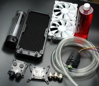 New Best Water Cooling Kit For CPU/GPU 240p Radiato Water Tank Etc