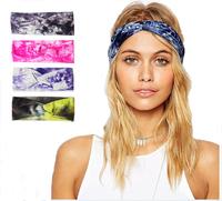 (6 pieces/lot) Headwraps & Headbands Assorted Colors