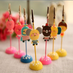 Канцелярский зажим Paper clips DIY 2 /cm24 craft clip wooden colorful coated paper clips 80 jumbo 250 small