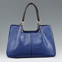 Genuine Leather Women Leather Handbag 2015 New Bolsas Vintage Tote Women Messenger Bag Natural Skin Shoulder Bag Crossbody Bag
