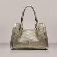 2015 hot water ripple women handbag new striped shoulder bag PU leather handbag fashion women messenger bags women totes