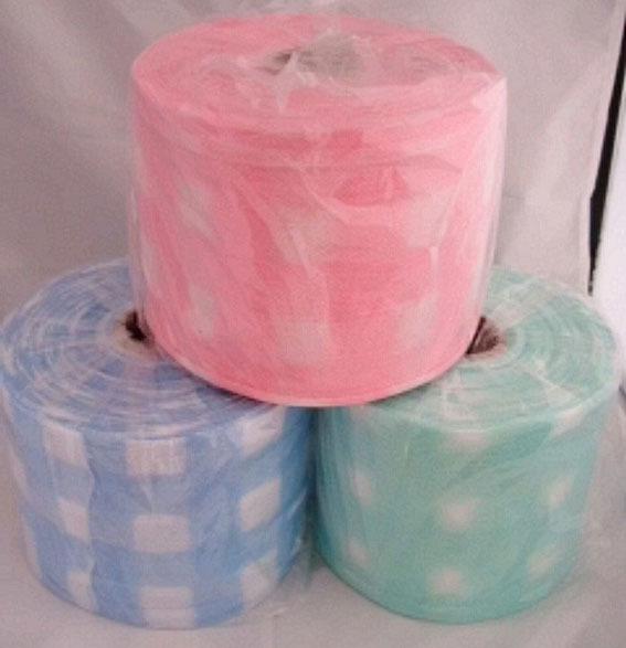 beleza descartáveis rolo de papel toalha ferramentas de limpeza máscara descartável salão de suprimentos(China (Mainland))