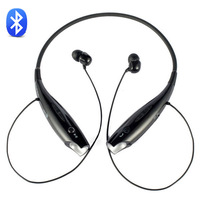 Free shipping HBS 730 Wireless Sport Bluetooth Stereo Headset Neckband Earphone Handfree for Cellphones iPhone LG Samsung HTC