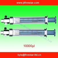 Micro syringe sizes chart 10000ul