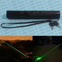 high power green laser pointer 10000mw lazer burning match lasers 303 presenter laserpointer with babysbreath light +safe key