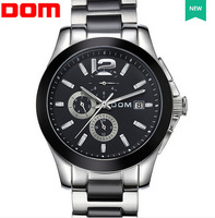 Dom brand mens watches men military automatic watch man clock men wristwatches casual watch Dom relogio masculino montre homme