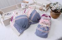 Free shipping Women underwear Bra Sets Womens Lingerie  Push-Up bra Lace Underwear Bra briefs sets