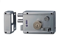 Door lock R3322SS old anti-theft door lock A big lock door lock double cylinder outside