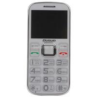 New Gusun F10 Mobile phone With Dual SIM Card 2.0 Inch Screen Ultra-thin Old Man Flashlight Big Speaker