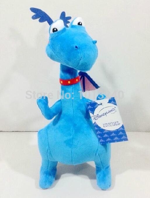 Free shipping 1pcs 30cm=11.8inch Doc Mcstuffins Plush Toy Stuffed Animal Toy,animals Dragon plush doll(China (Mainland))