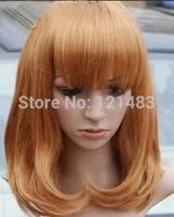 New Long Pony Pear Head Wigs  #2@21