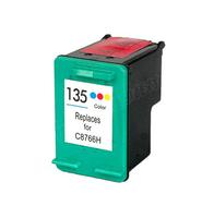 Ink Cartridges for HP 135 Color ink for HP Photosmart 2710/2610/325 PSC 2355 DeskJet 6840/5740 Printer