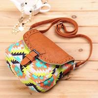 New 2014 Crossbody Bags bolsas femininas Women messenger bag canvas small desigual Shoulder bag free shipping