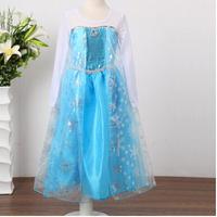 2014 new Child dance clothes girls dresses baby princess dress performance wear-01