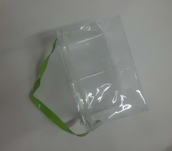 eco- amigável dobrável saco de armazenamento de pano(China (Mainland))