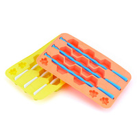 W421 Summer freeze ice cube molds creative homemade ice the ice box of popsicle popsicle mold ice-cream molds the hive