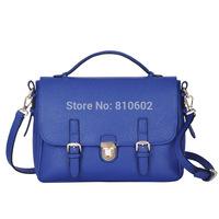 Hot 100% genuine leather bags women handbag 2014 fashion women leather handbags ruffle solid color women messenger bag cowhide