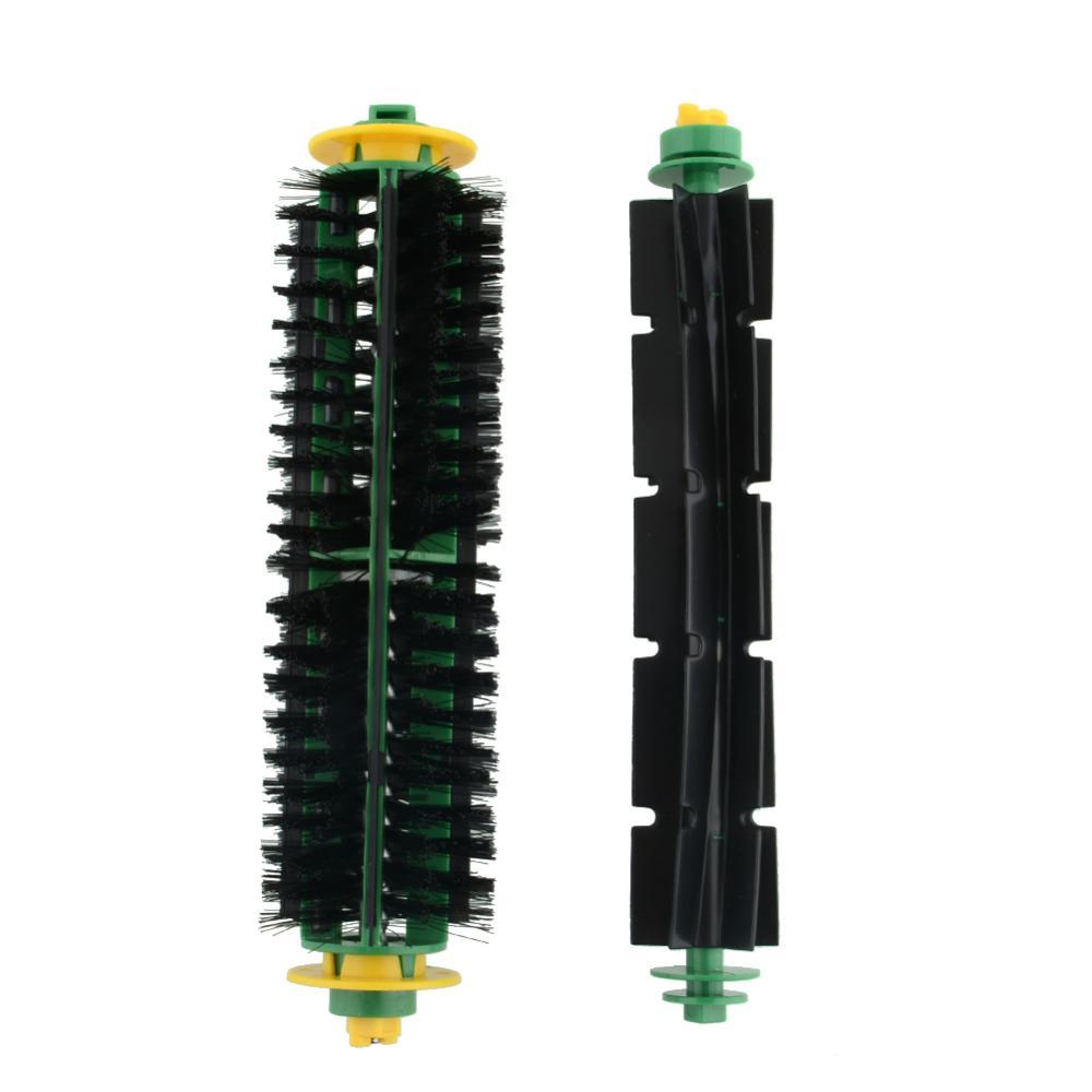 Free shipping Bristle Brush +Flexible Beater Brush For iRobot Roomba 500 Series 550 570 Clean Free Shipping Hot New(China (Mainland))