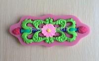 Article A Lace  Fasion Silicone Mould Cake Decorating Fondant Sugarcraft Mold-P176